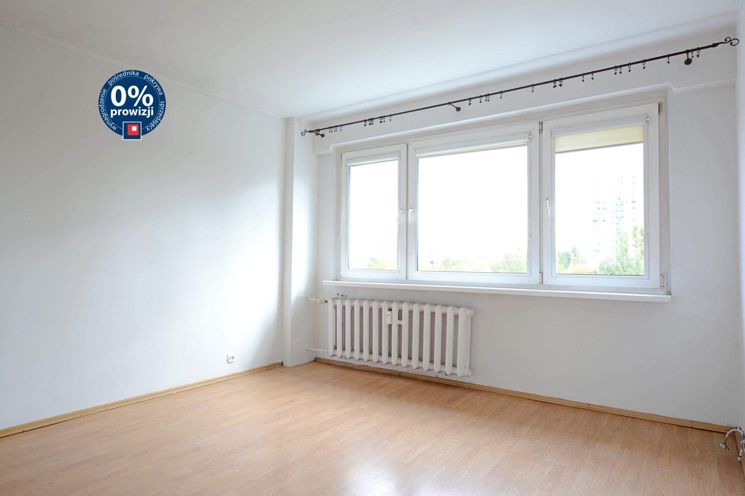 Kompaktowe mieszkanie 2-pokojowe na poznańskich Ratajach. 0% prowizji!