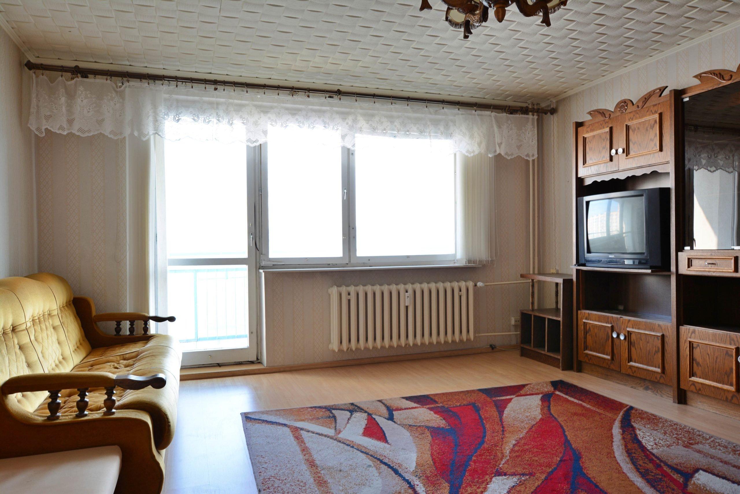 Duże, przestronne mieszkanie 4-pokojowe, 82 m2, Poznań, Rataje