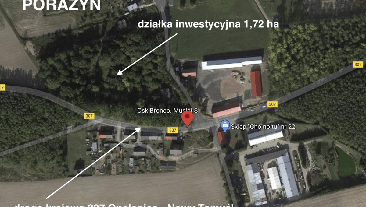 Mapa z google 26.02.2020