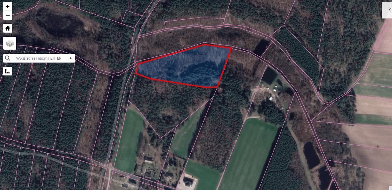 Nieruchomość gruntowa 15.800 m2, Stajkowo, gm. Lubasz