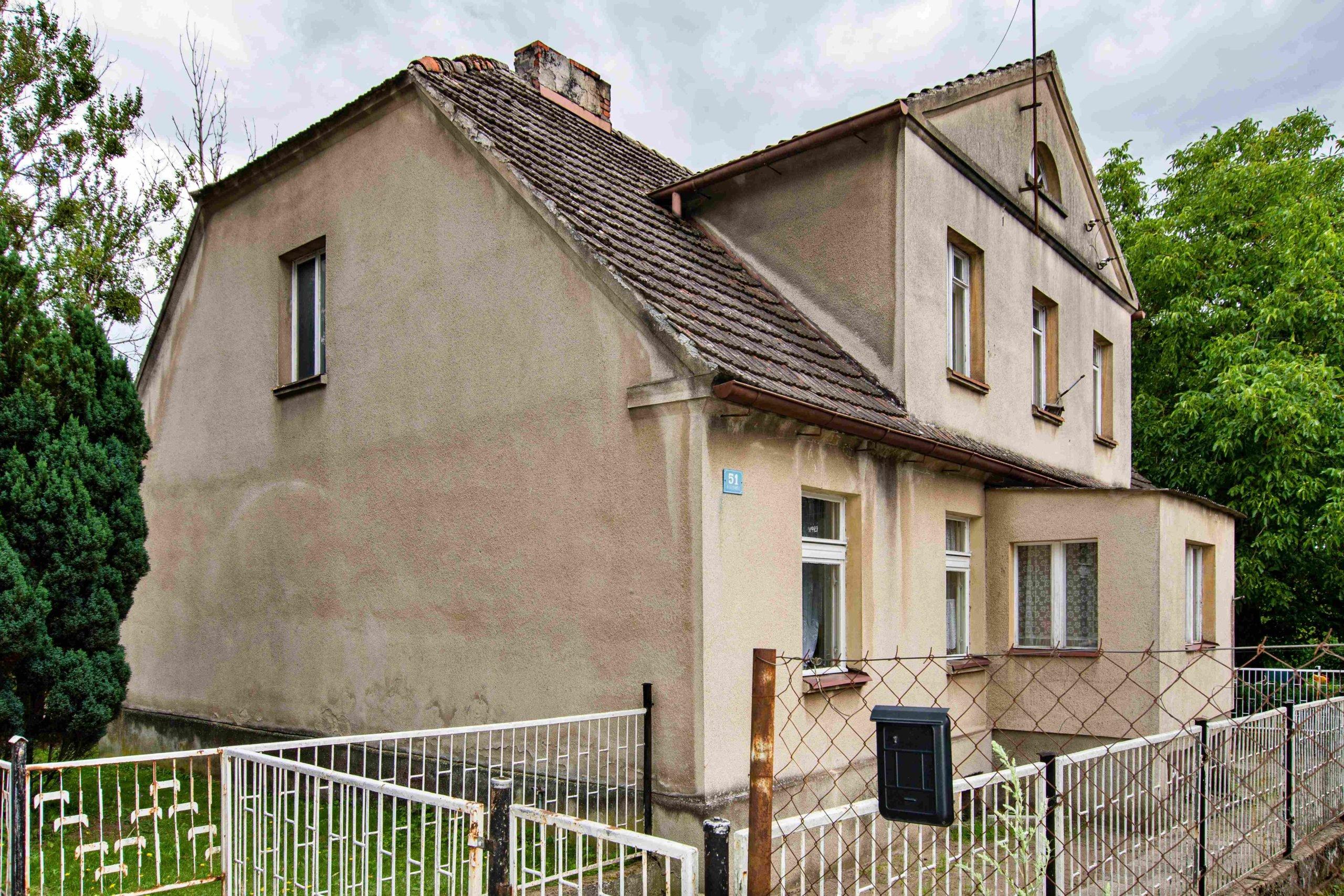 Dom wolnostojący na działce 1117 m2, Murowana Goślina