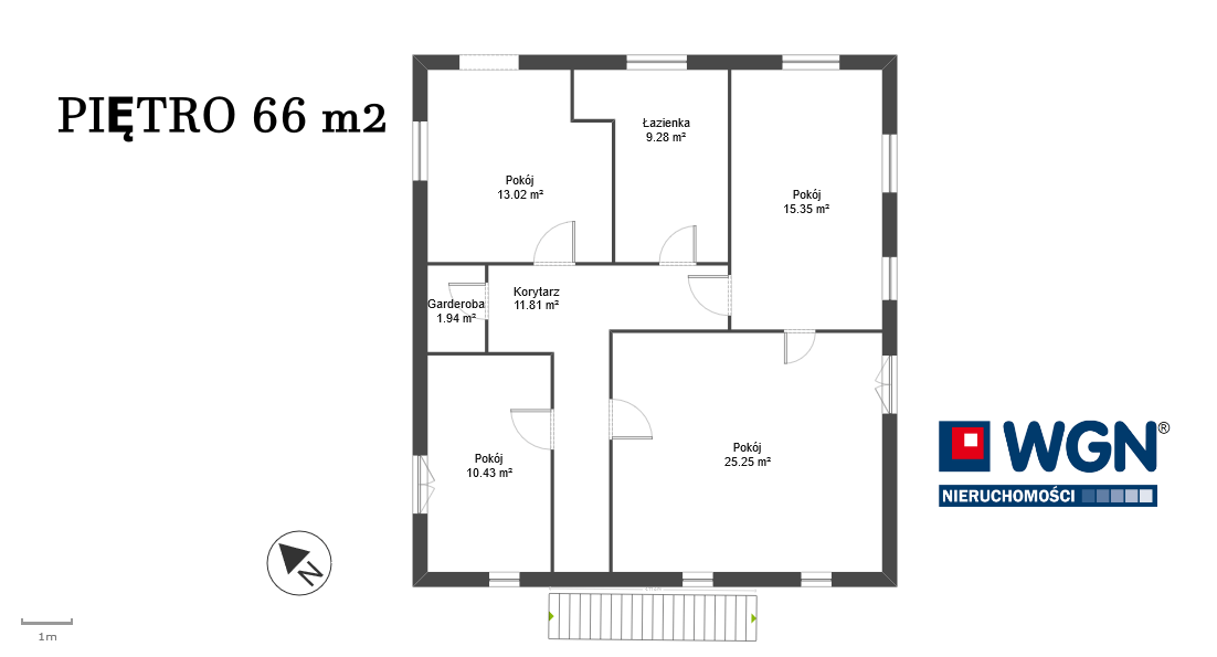 plan piętro
