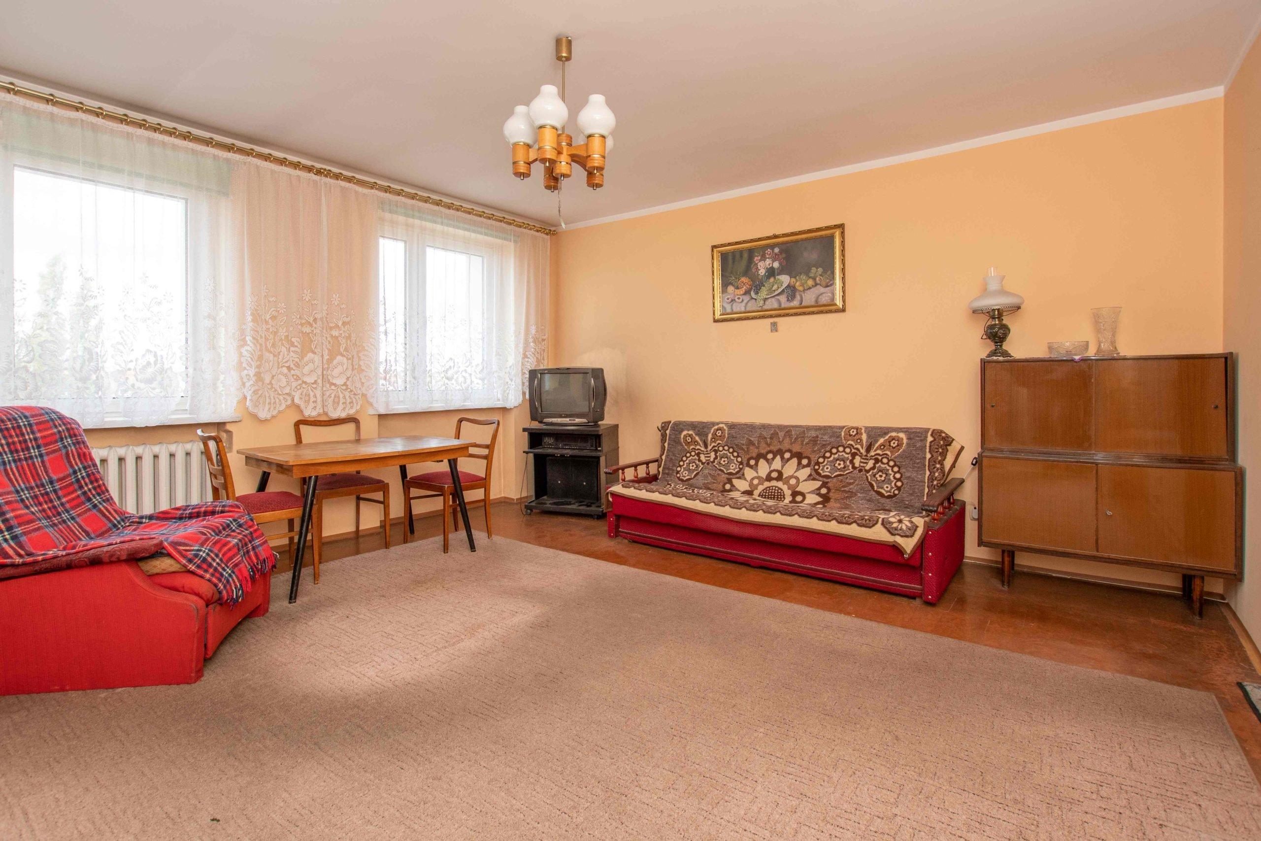 Mieszkanie 2-pokojowe 43,11 m2, doskonała lokalizacja Poznań Jeżyce