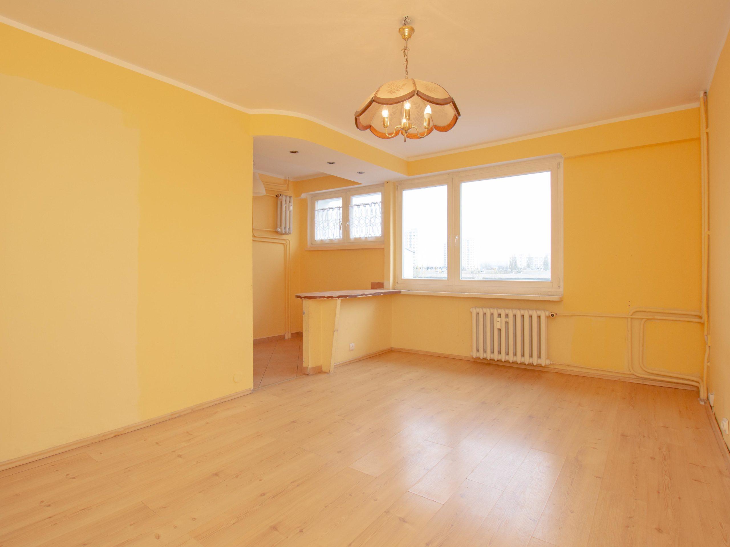 2-pokojowe mieszkanie na sprzedaż, 44 m2, Poznań, Rataje