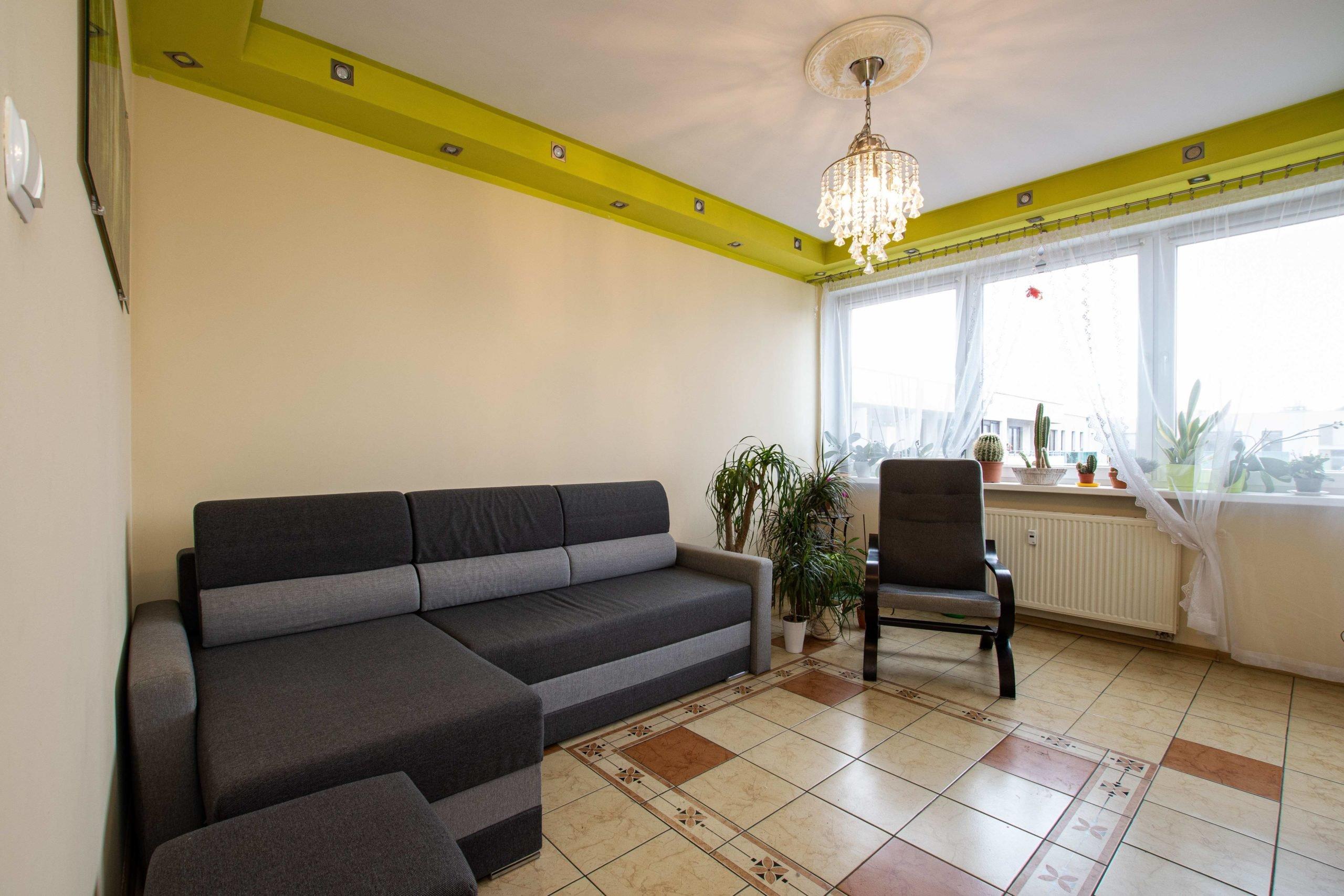 Nowoczesna kawalerka ze słonecznym balkonem w apartamentowcu Ataner na Łazarzu na SPRZEDAŻ