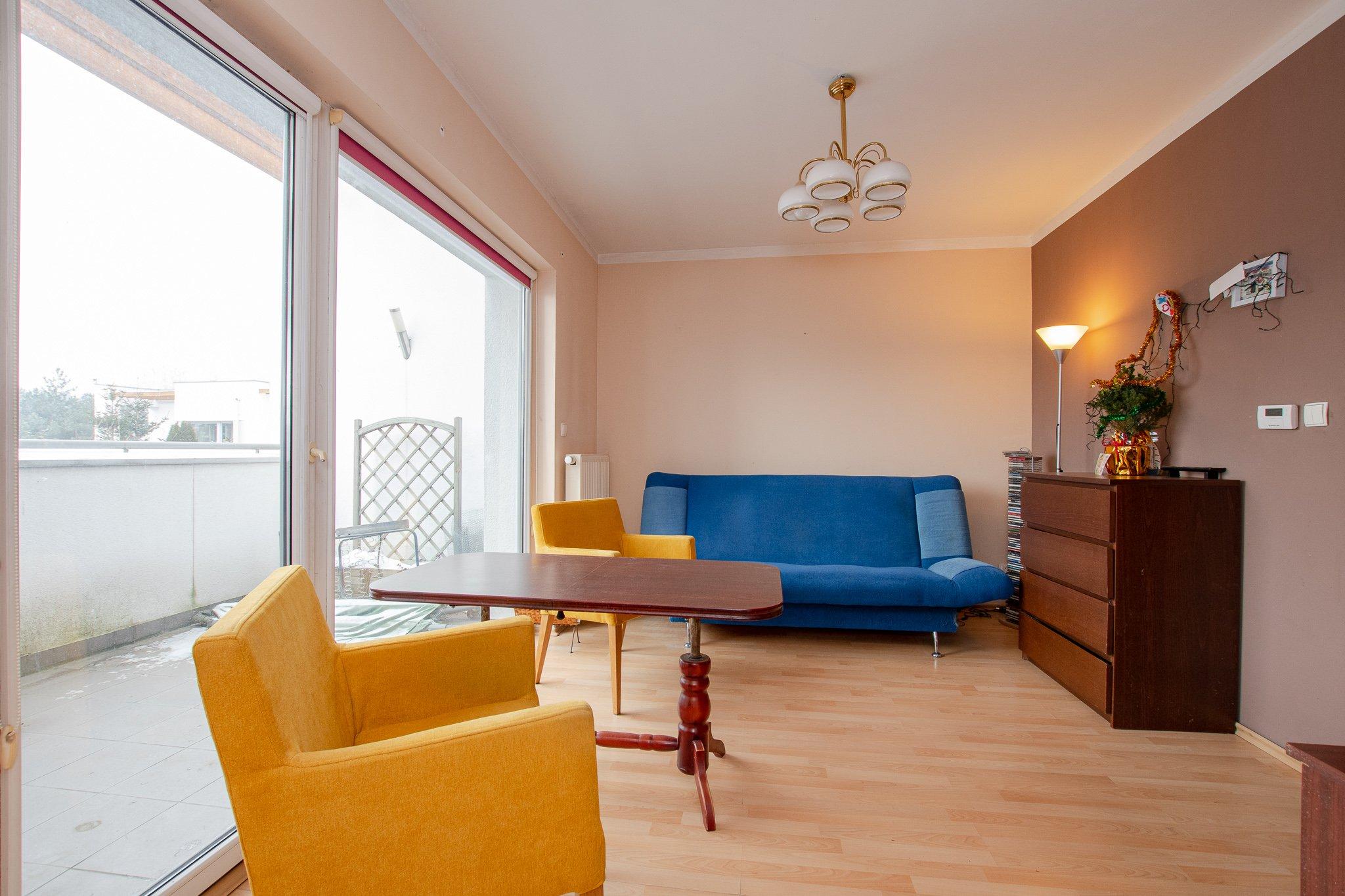 Mieszkanie 3-pokojowe, 67 m2, Dąbrówka