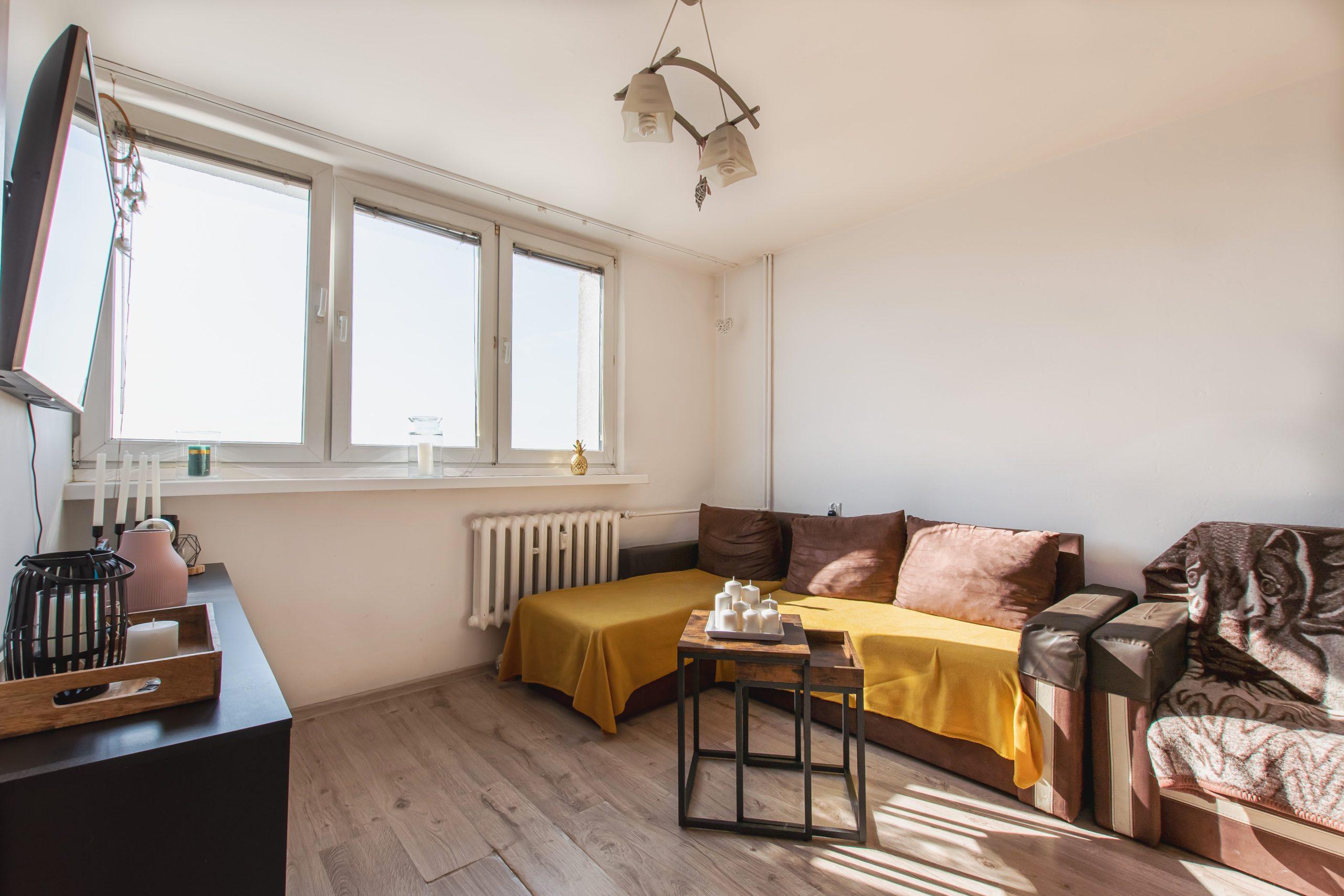 Kompaktowe mieszkanie dwupokojowe na Winiarach