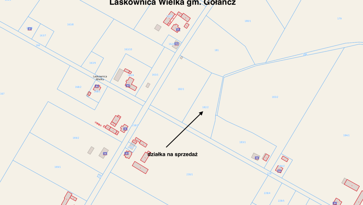 Print screen z e-mapa 06.05.2021