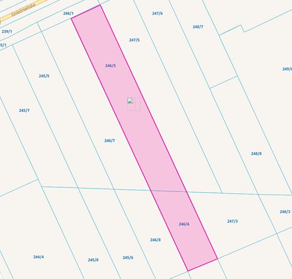 Działka 2700 m2, Janikowo, k. Poznania