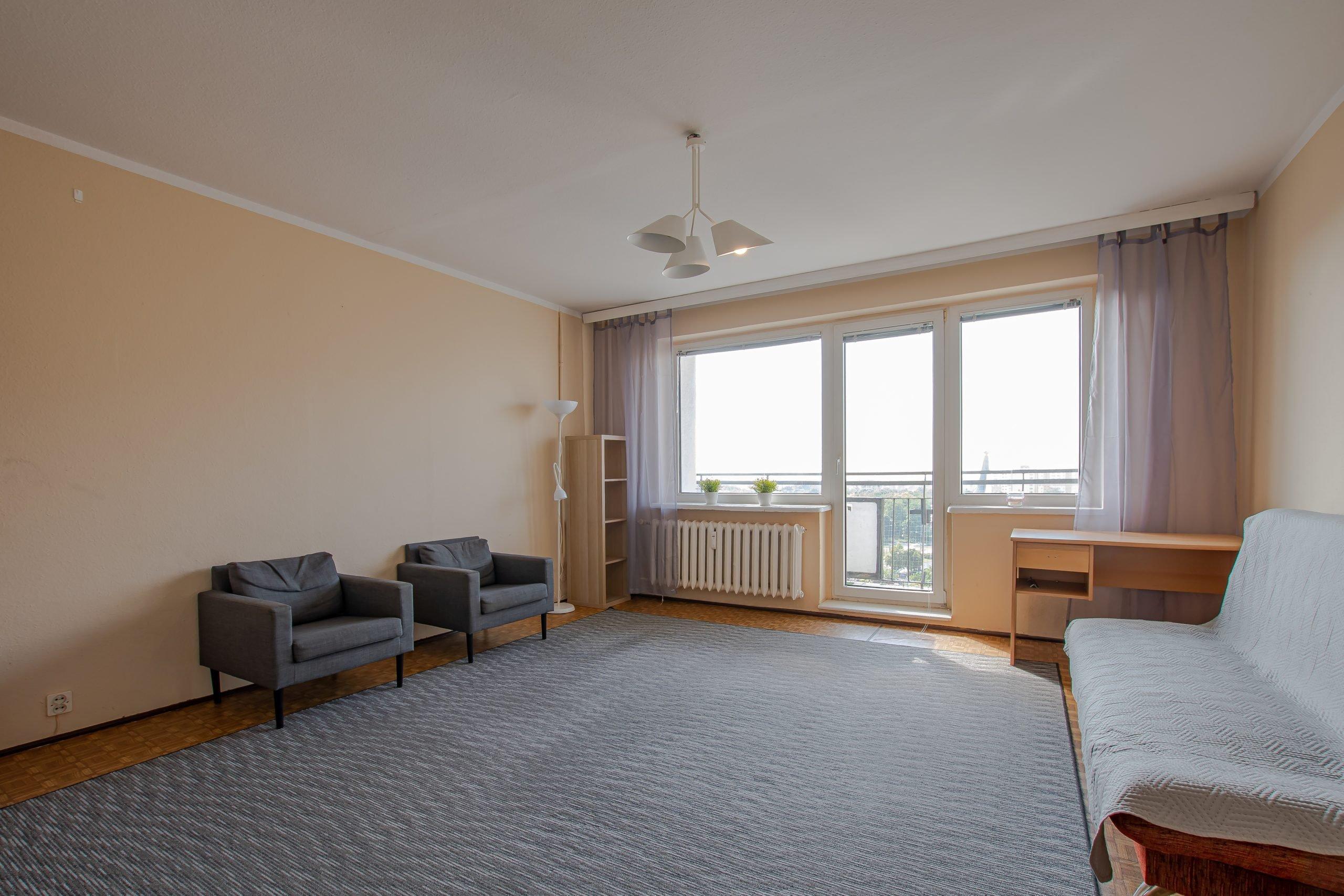 Przytulne mieszkanie 49,5 m2, ul. Jugosłowiańska, Poznań