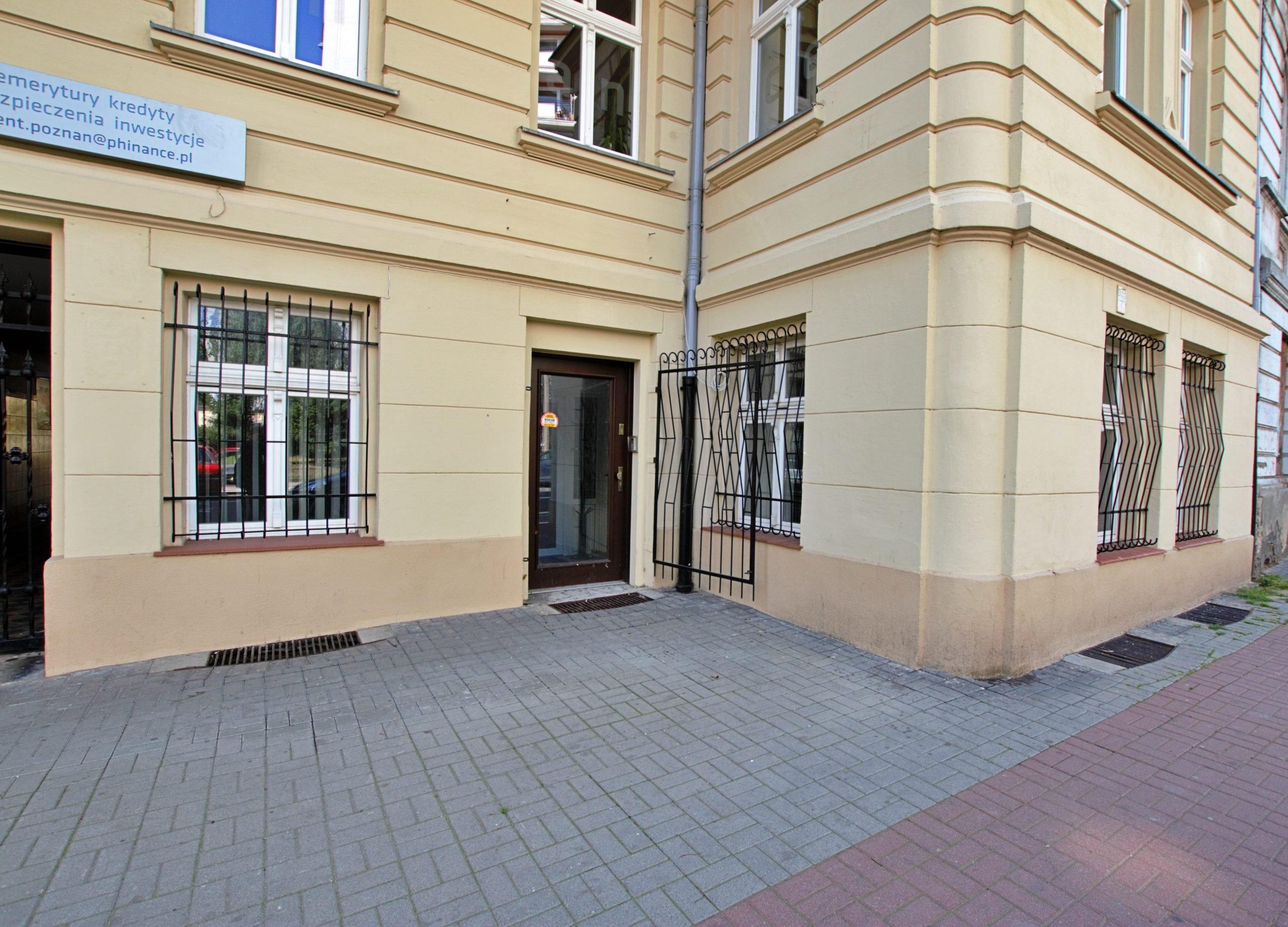 Lokal użytkowy, 133 m2, ul. Nowowiejskiego