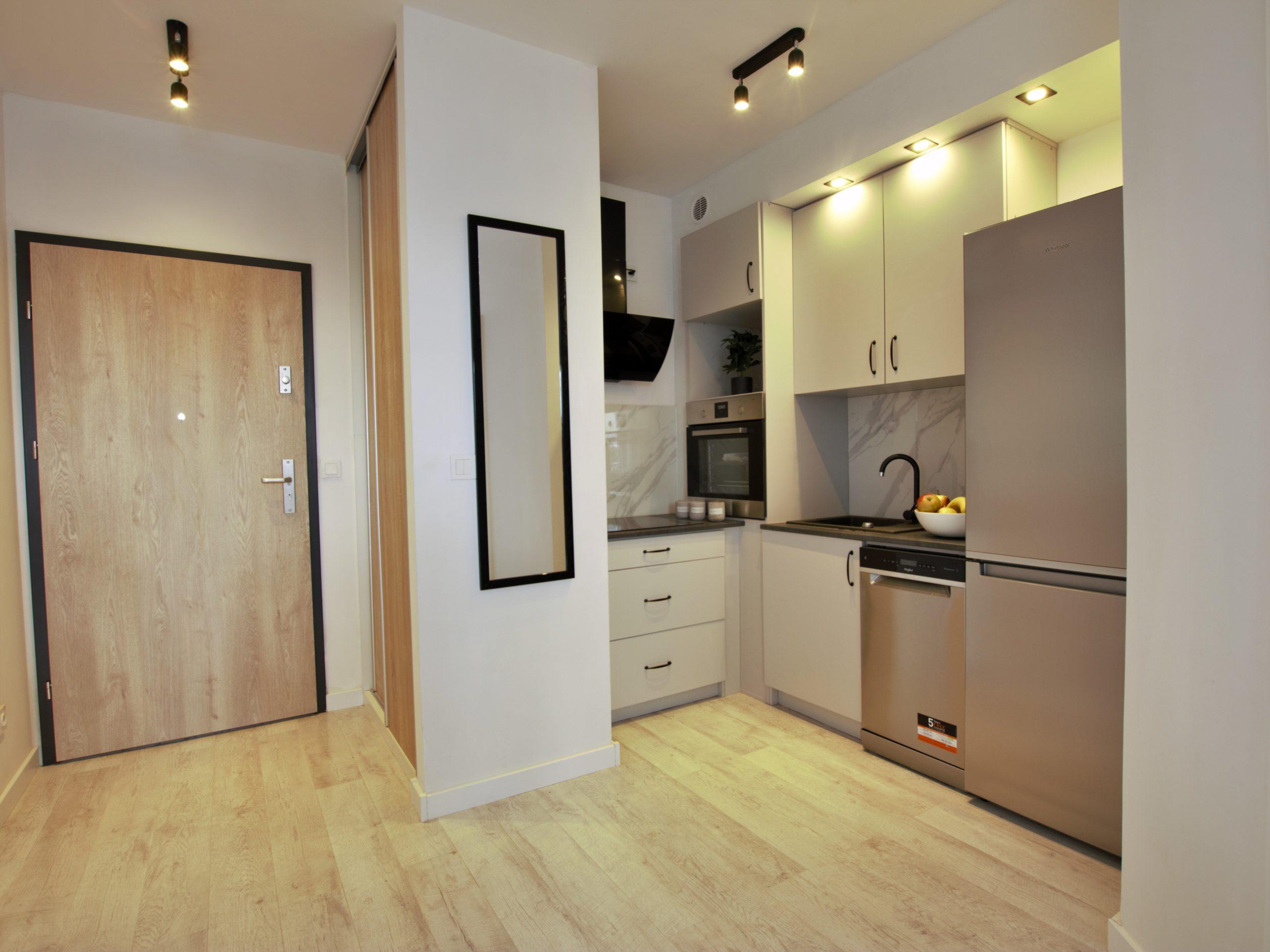 Nowe mieszkanie, 44 m2, ul. Druskienicka, Poznań