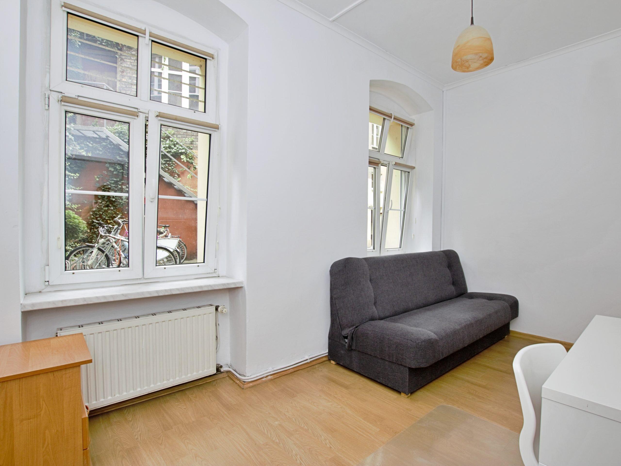 Przestronne mieszkanie ok. 77 m2, centrum