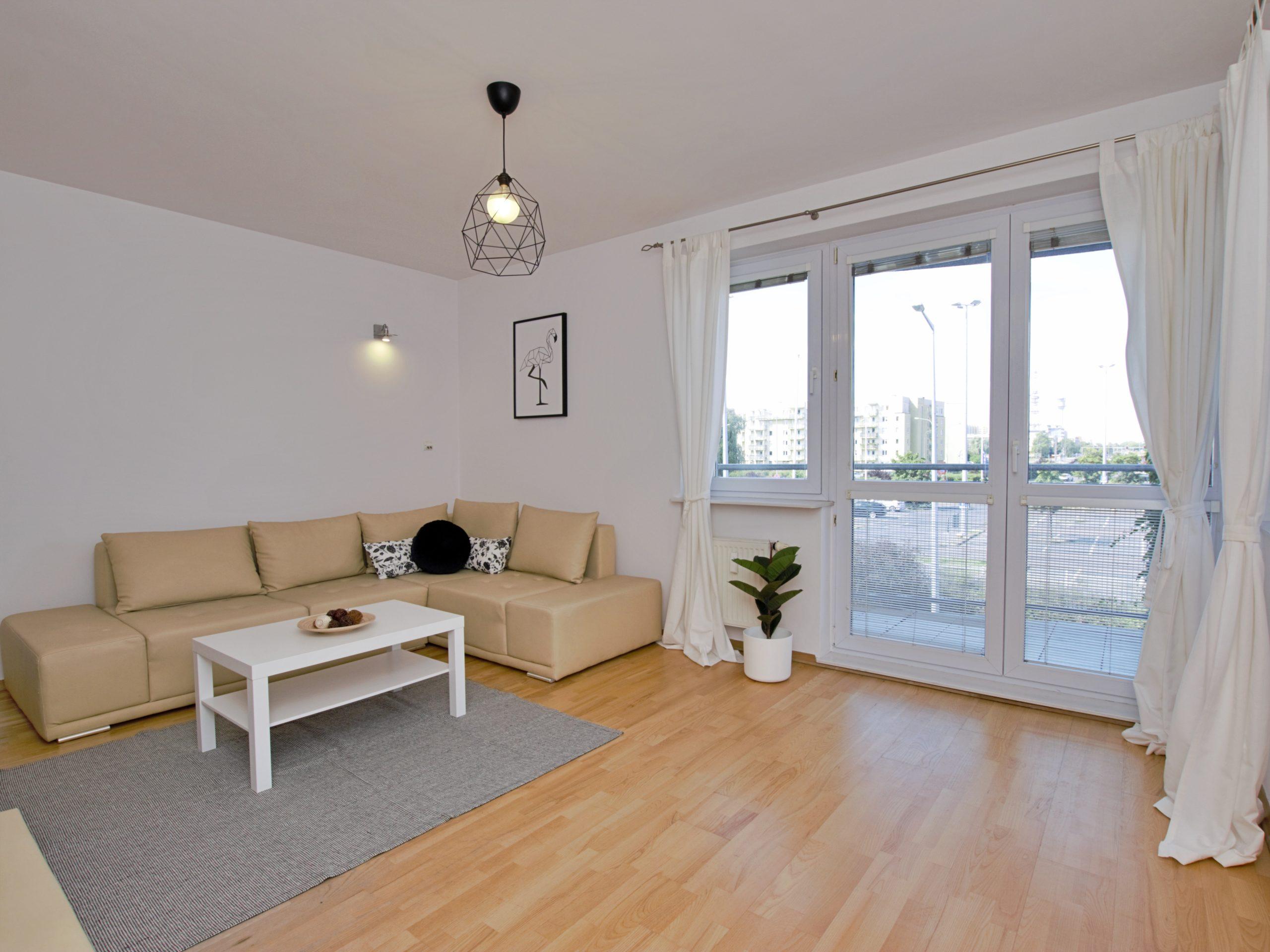 Przestronne mieszkanie, 49,6 m2, os. Batorego