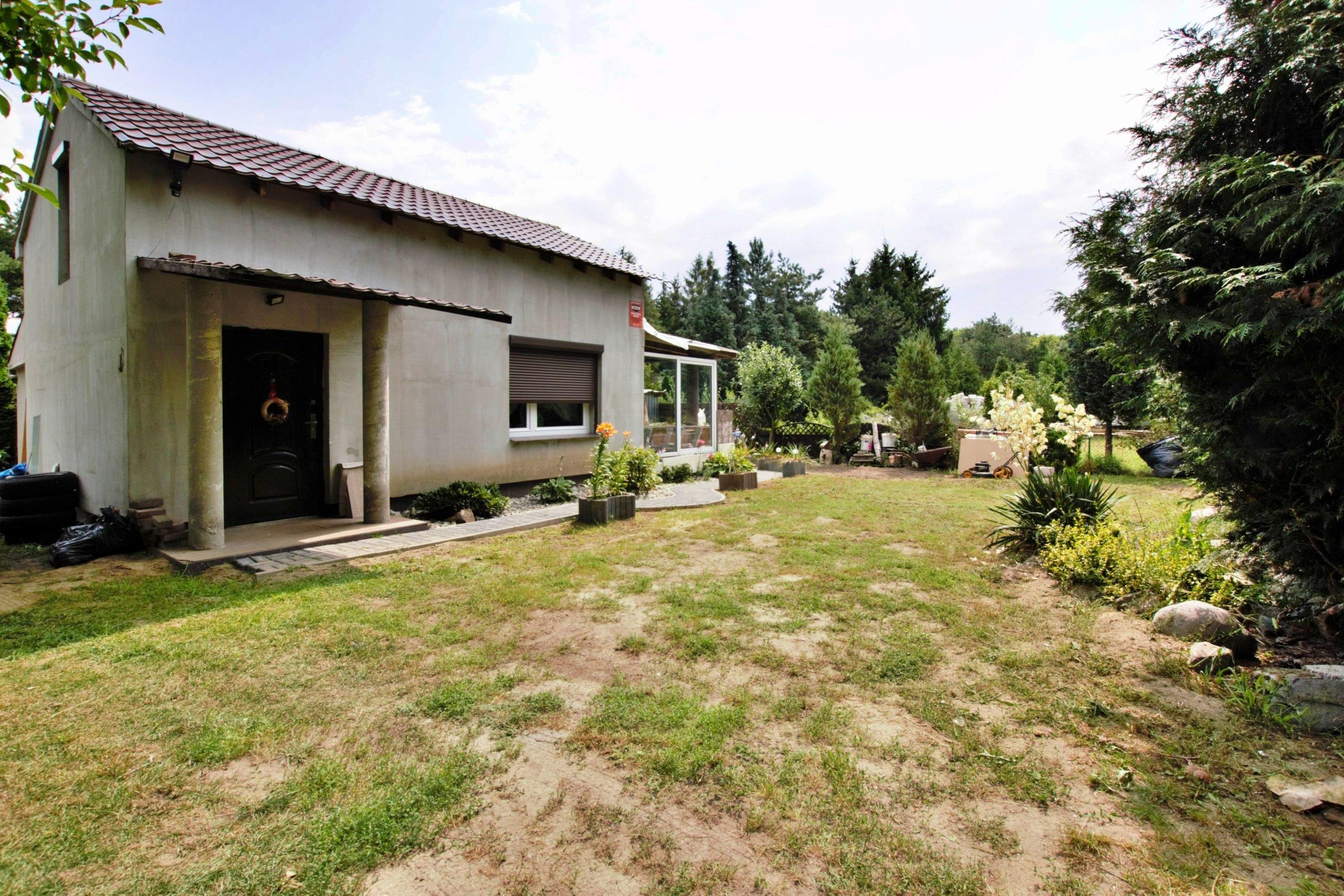 Przytulny domek w urokliwej okolicy, Mosina